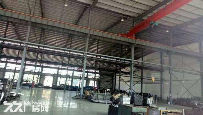 杏林杏北钢构厂房2500平米出租,另有800平-图(3)