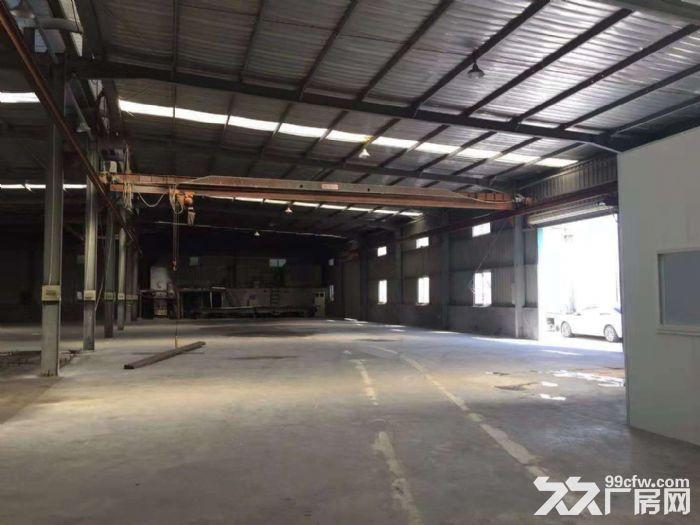 杏林杏北钢构厂房2500平米出租,另有800平-图(4)