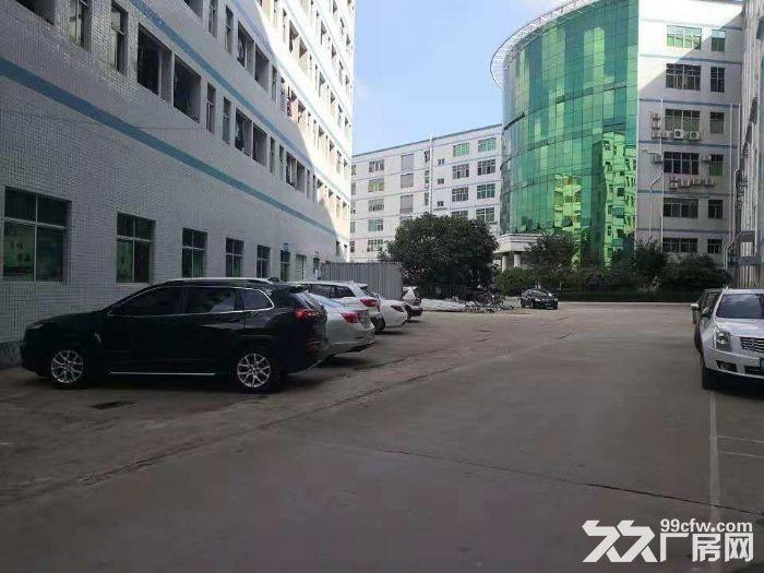 凤岗油甘埔一楼带装修面积实在厂房出租480平方-图(1)