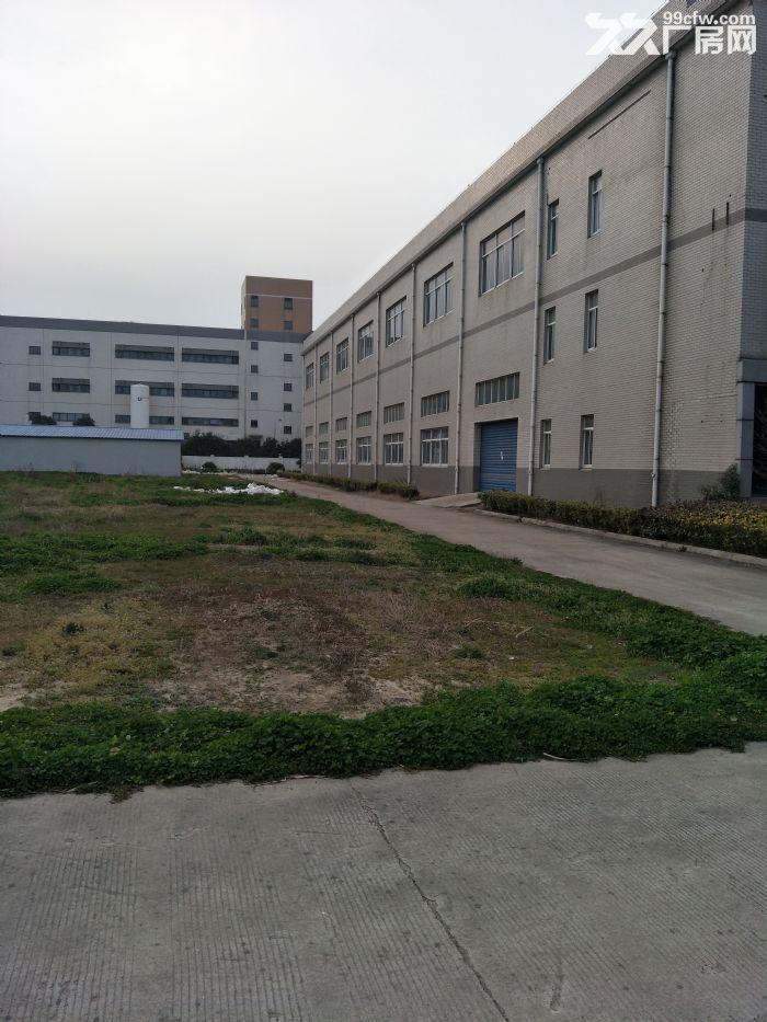 一手房东诚租,辛庄独栋单层1100㎡机械厂房招租,两个院子-图(4)