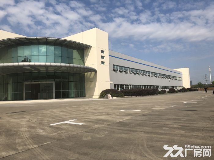 单层厂房2000平高度9米形象非常好独立大门-图(1)