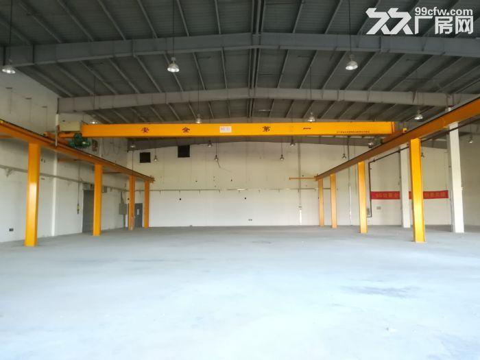 单层厂房2000平高度9米形象非常好独立大门-图(2)