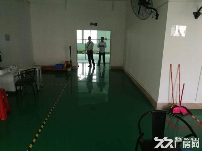 石岩西丽阳光工业区楼上1500平方厂房出租带精装修-图(5)