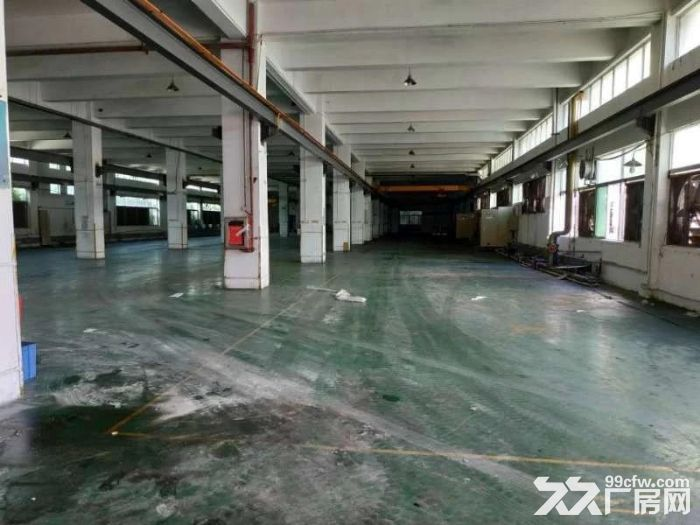 石岩龙大高速出口花园式一楼2800厂房可分租-图(4)