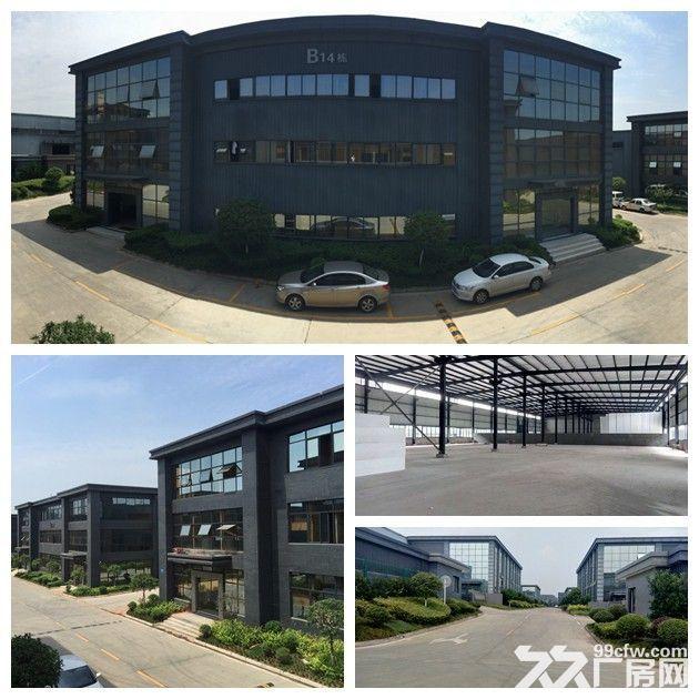 成阿工业集中发展区标准化厂房出租-图(1)