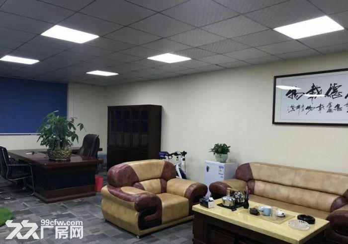 龙岗宝龙高新产业园35000平米带红本独院厂房出租-图(1)