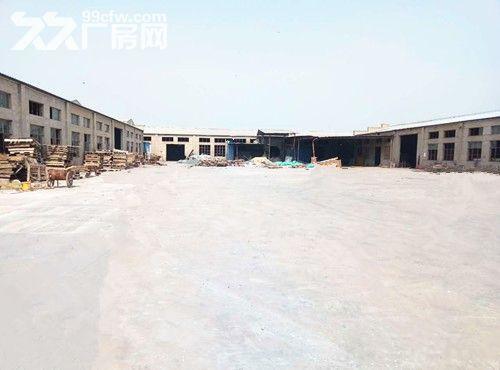 S通州4000平仓储物流库房,近京沪高速,空院很大-图(1)