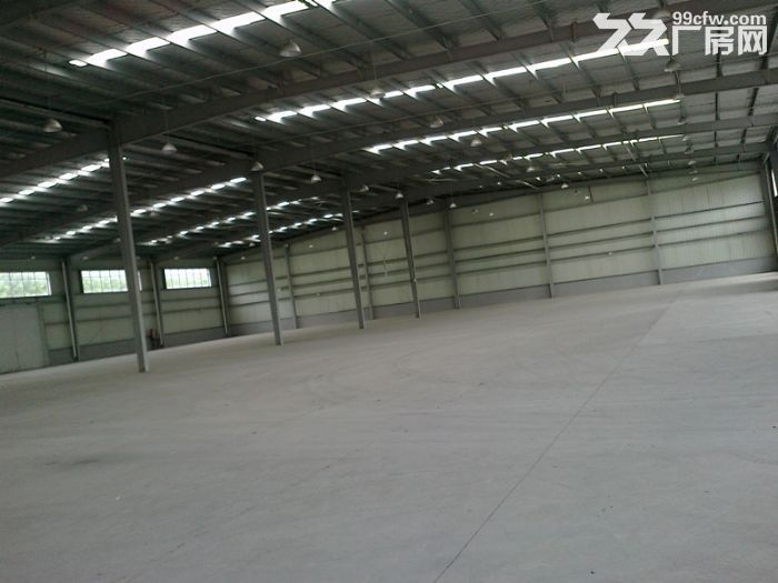 曹路独栋单层3007平厂房出租生产环评航空配套-图(1)