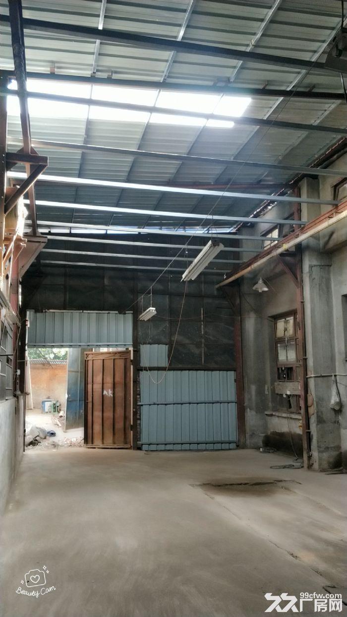 仓库在厂区内仓库标准就是旧一点。-图(1)