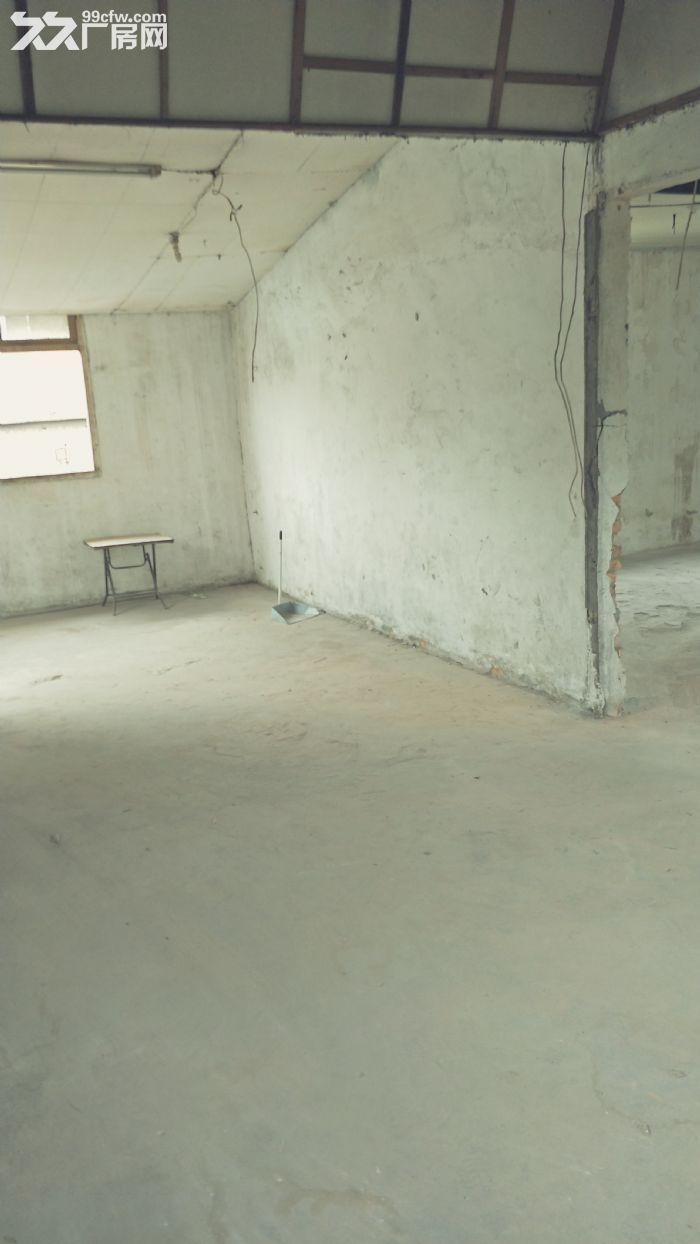 三楼厂房没电梯适合办公轻松产品加工有三相电水电齐全有产权证大门有保安-图(1)