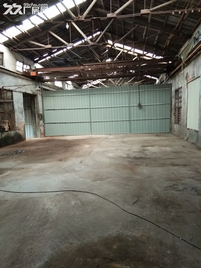 仓库在厂区内仓库标准就是旧一点。-图(3)