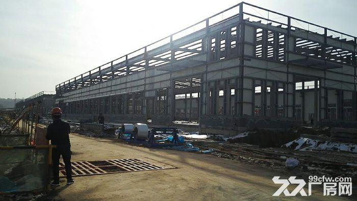 出售宝鸡蔡家坡经济开发区标准化厂房,背靠陕汽宝华、通家、吉利、通运等汽车整装企业-图(1)