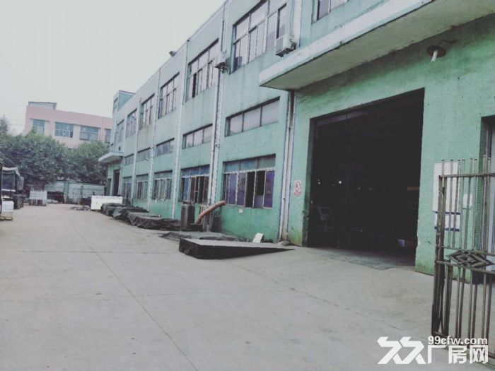 松岗独门独院厂房二层4800平方米-图(2)
