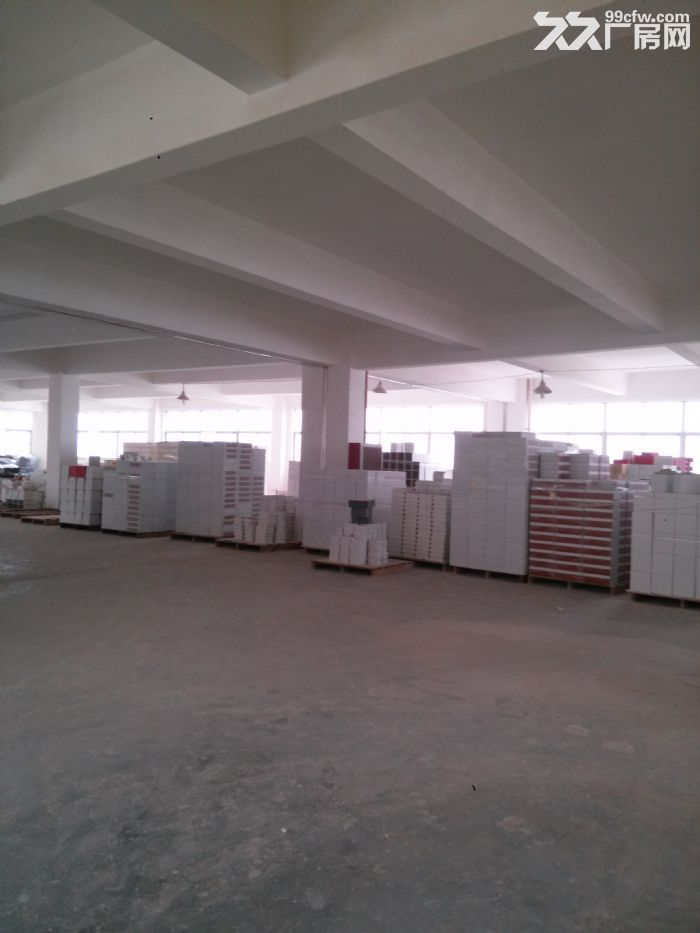 标准厂房3500出租有1楼和2楼-图(2)