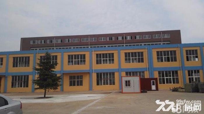 城阳皂户工业园内厂房出租-图(1)