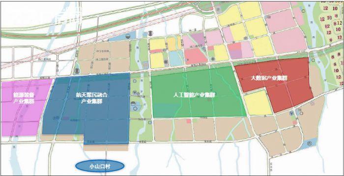 环京国有地皮、厂房出售出租—张家口市怀来县东花园产业园招-图(3)