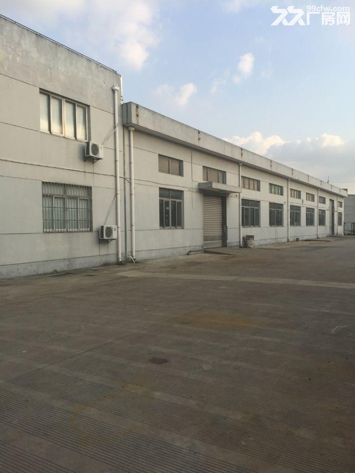 一房东无公摊面积1950平方单层独门独院厂房仓库出租,绿证-图(2)