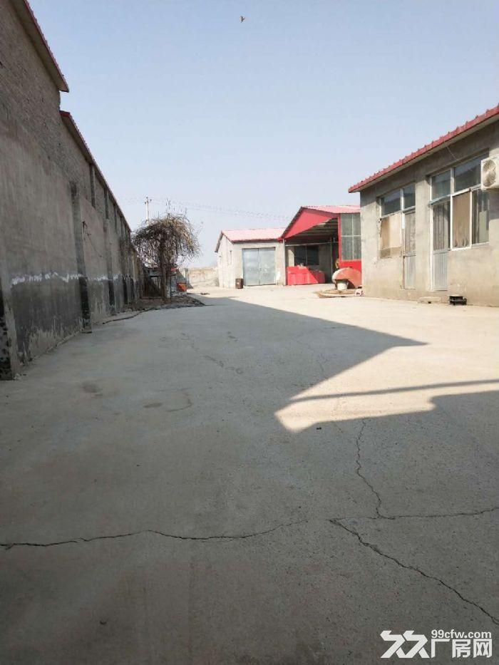 保定市莲池区东三环北段毗邻未来石新车管所高速引线107国道出租厂房-图(2)