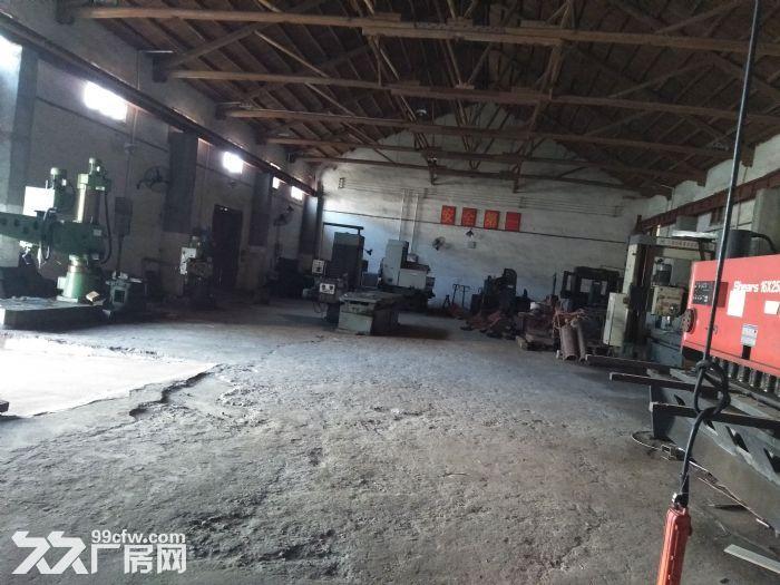 107国道旁厂房出租带机械加工设备-图(1)
