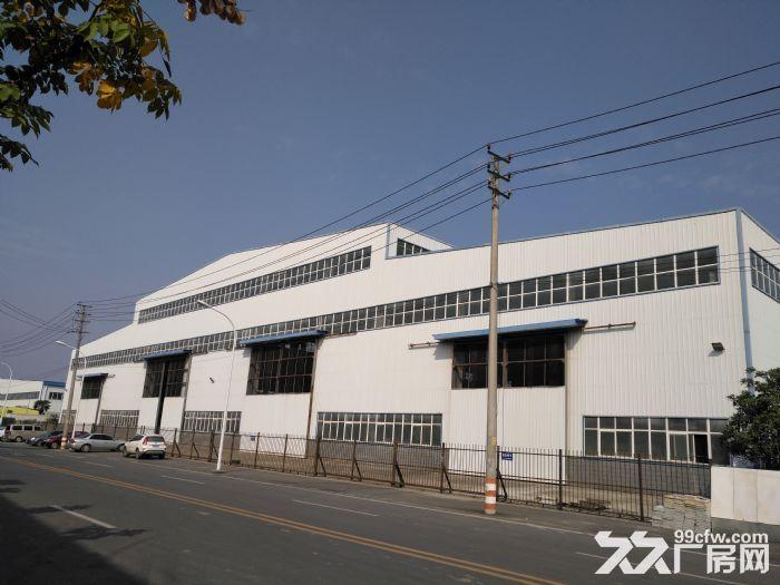 高跨重型厂房2万平米,厂区60亩,出租或出售-图(2)