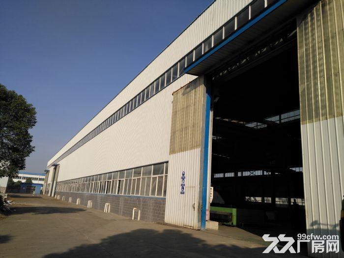 高跨重型厂房2万平米,厂区60亩,出租或出售-图(4)