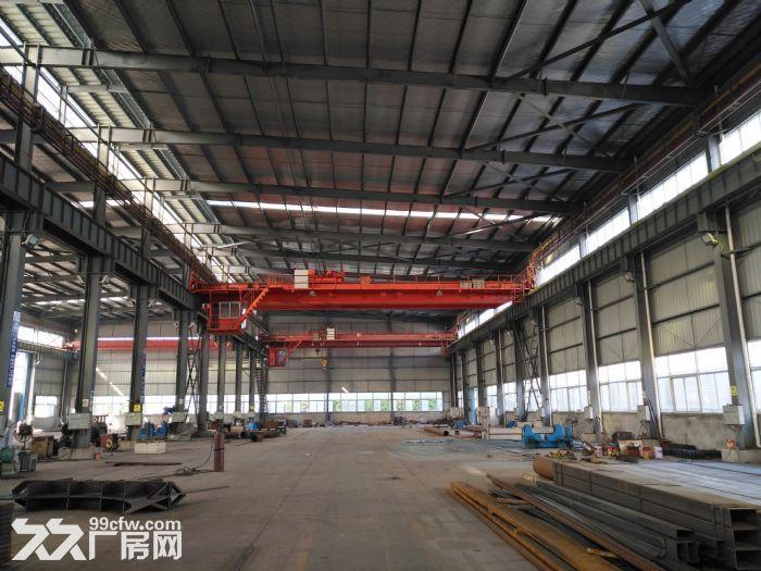 高跨重型厂房2万平米,厂区60亩,出租或出售-图(5)