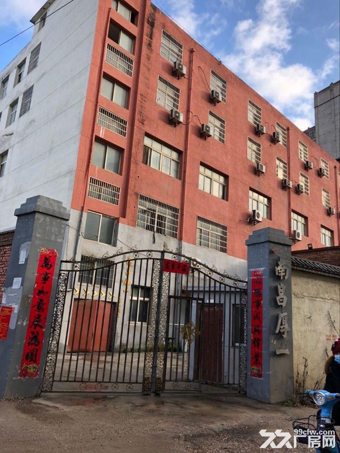 南昌深圳农产品批发市场附近4800㎡框架楼房出租-图(1)
