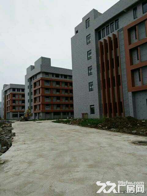 武汉市东西湖区方圆国际全新独栋700−4200㎡工业厂房可分割租/售-图(3)