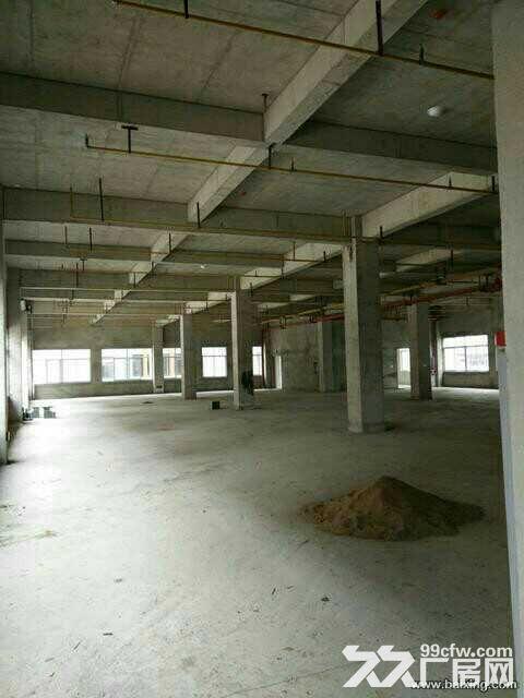 武汉市东西湖区方圆国际全新独栋700−4200㎡工业厂房可分割租/售-图(4)