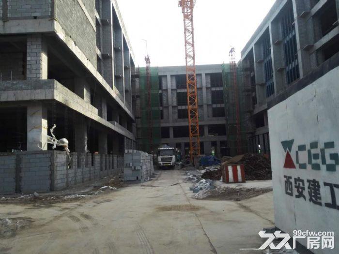 背靠陕汽法士特工业重镇蔡家坡百万米标准化厂房可租可售1000平米起-图(4)