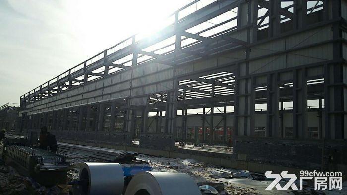 背靠陕汽法士特工业重镇蔡家坡百万米标准化厂房可租可售1000平米起-图(5)