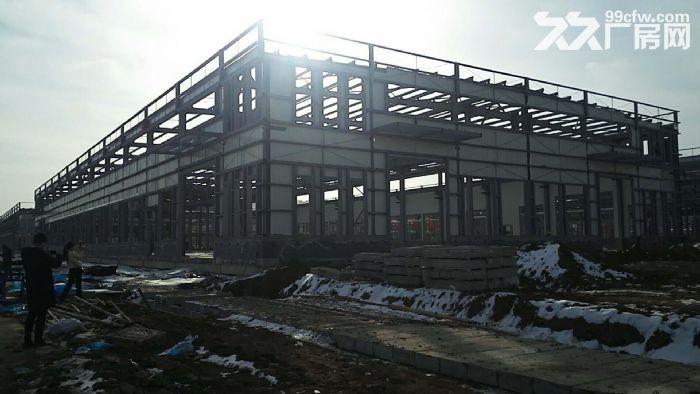 背靠陕汽法士特工业重镇蔡家坡百万米标准化厂房可租可售1000平米起-图(6)