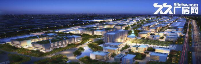 背靠陕汽法士特工业重镇蔡家坡百万米标准化厂房可租可售1000平米起-图(7)