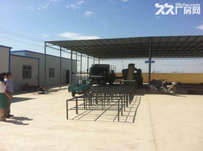 出租吐鲁番312国道收费站旁12亩厂房-图(1)