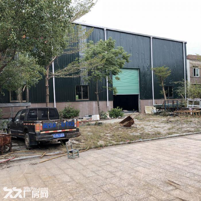 翔安马巷近巷北工业区800平钢构单层厂房/仓库/土地/基地-图(1)