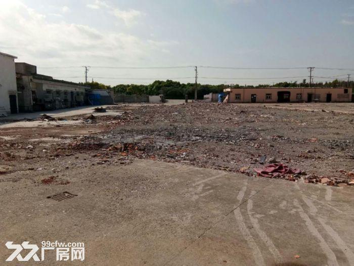 浦东机场独门独院15亩土地适合停车场,堆场等-图(2)