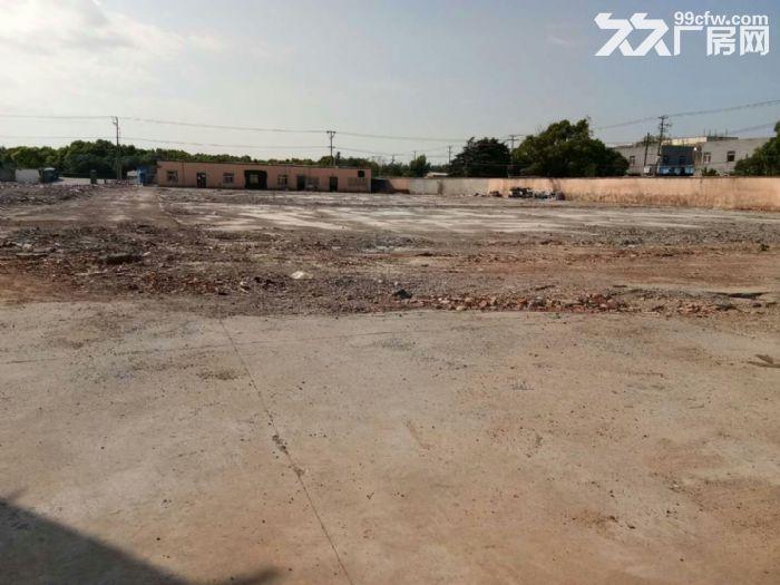 浦东机场独门独院15亩土地适合停车场,堆场等-图(3)