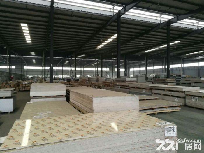双流西航港工业园4000平米有环评喷塑车间厂房出租-图(4)