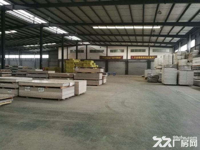 双流西航港工业园4000平米有环评喷塑车间厂房出租-图(3)