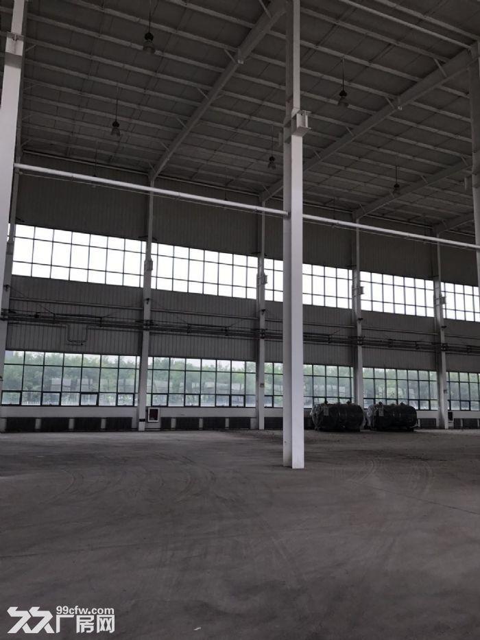 增城物流园6000平米单层高台仓库出租-图(1)