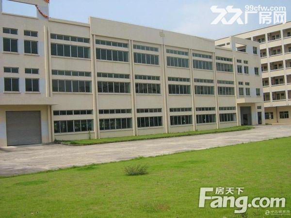 寮步石龙坑有独院一楼1200平方招租水电线路齐全-图(1)