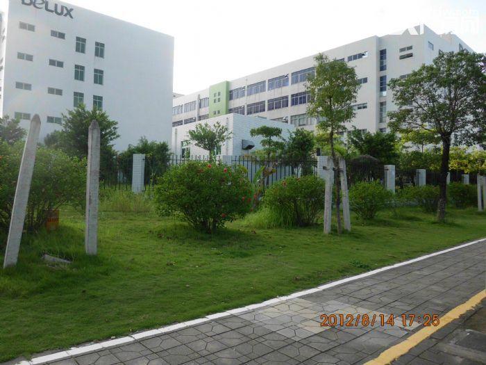 寮步华南城标准独院厂房12000平方出租-图(1)