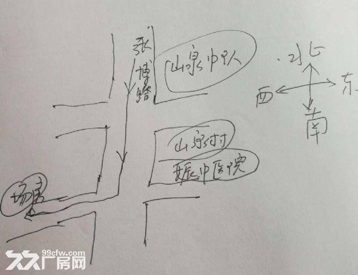 张店山泉路南首山泉中队附近厂房(7000平米)出租-图(5)