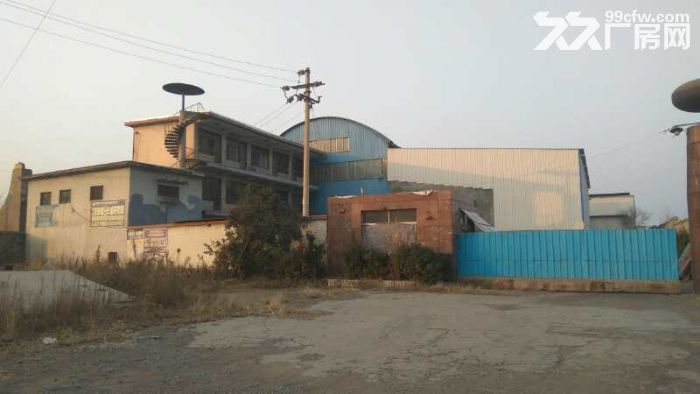 张店山泉路南首山泉中队附近厂房(7000平米)出租-图(4)