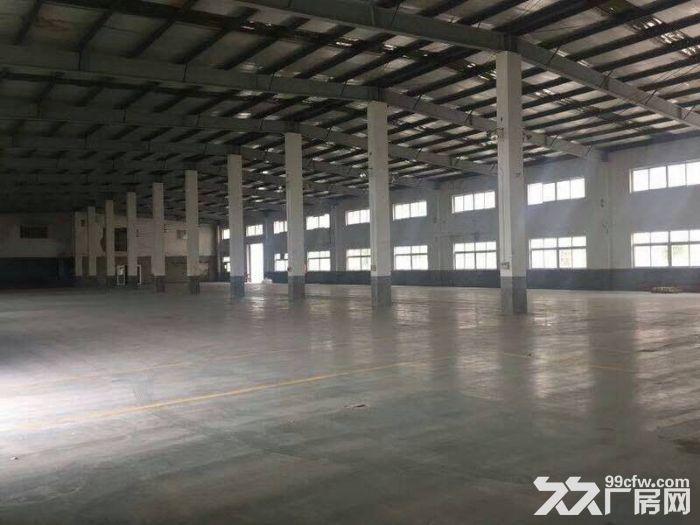 嘉定华亭标准仓库3000平层高9米,精装修办公室-图(2)