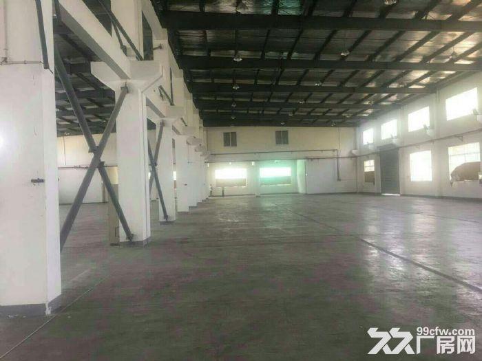 嘉定华亭标准仓库3000平层高9米,精装修办公室-图(3)