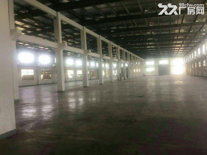 嘉定华亭标准仓库3000平层高9米,精装修办公室-图(4)