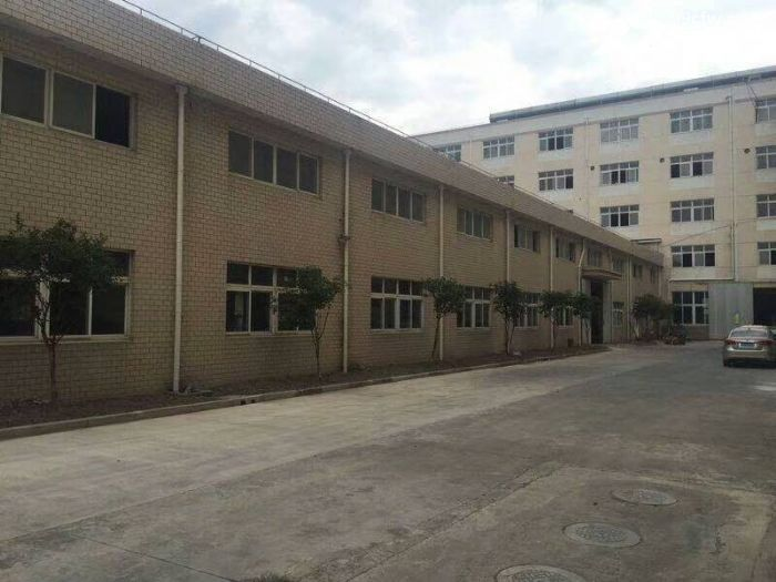 嘉定华亭标准仓库3000平层高9米,精装修办公室-图(5)