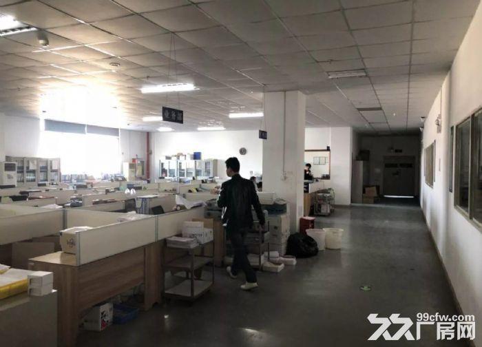 东城牛山附近原房东楼上带装修厂房2000平整层出租-图(4)