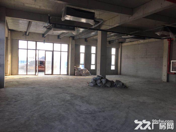 外环旁三层到顶办公别墅出租,一楼可轻加工楼上可办公-图(1)